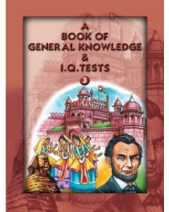 A Book Of General Knowledge & I.Q.Tests -3