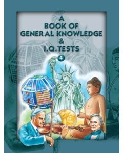 A Book Of General Knowledge & I.Q.Tests -4