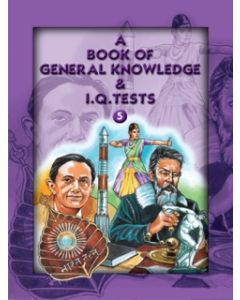A Book Of General Knowledge & I.Q.Tests -5