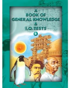 A Book Of General Knowledge & I.Q.Tests -6