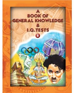 A Book Of General Knowledge & I.Q.Tests -8