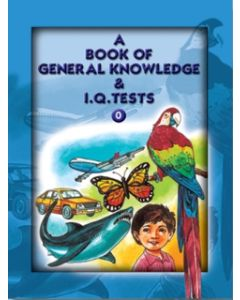 A Book Of General Knowledge & I.Q.Tests -0