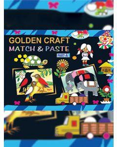 Golden Craft Match & Paste Part -A