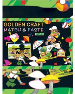 Golden Craft Match & Paste Part -B