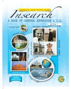 Insearch Book -1