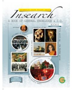 Insearch Book -8