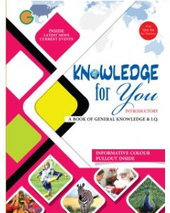Knowledge For You Introductory