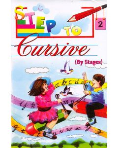 Step To Cursive (By Stages ) - 2
