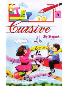 Step To Cursive (By Stages ) - 5