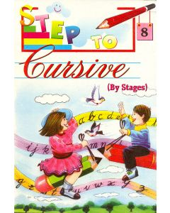 Step To Cursive (By Stages ) - 8
