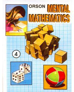 Orson Mental Mathematics - 4
