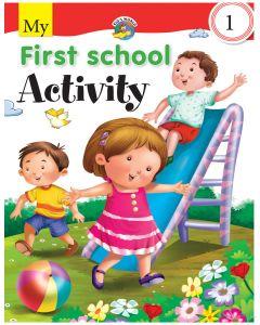 My First School Activity-1