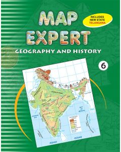 Map Expert - 6 (Geography & History)