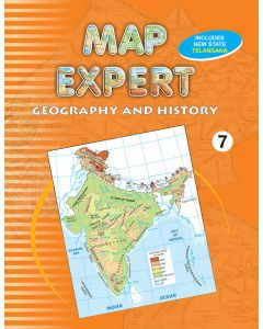 Map Expert - 7 (Geography & History)