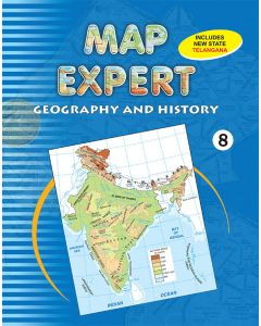 Map Expert - 8 (Geography & History)