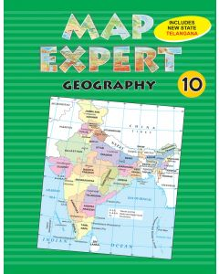 Map Expert Geography - 10