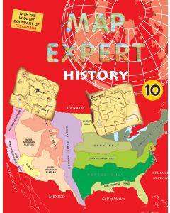 Map Expert History - 10