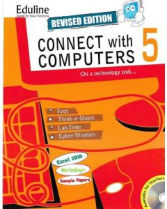 EDULINE CONNECT WITH COMPUTERS (ON S TECHNOLOGY TREK..) CLASS 5