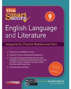 SmartScore English Language And Literature - Class 9