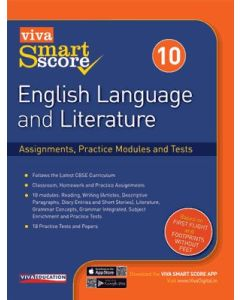SmartScore English Language And Literature - Class 10