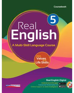 Real English - 2018 Edition - Class 5