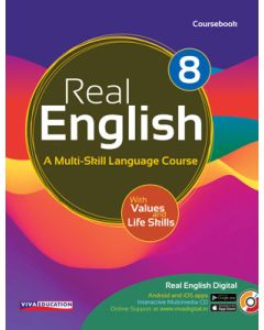 Real English - 2018 Edition - Class 8