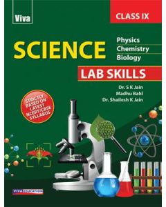 Science Lab Skills, 2019 Edition - Class IX