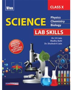 Science Lab Skills, 2019 Edition - Class X