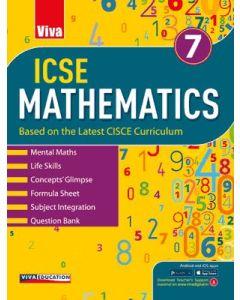 ICSE Mathematics , 2019 Edition 7