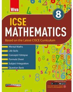 ICSE Mathematics , 2019 Edition 8