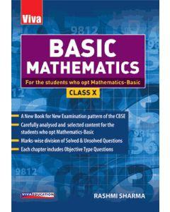 Basic Mathematics Class 10