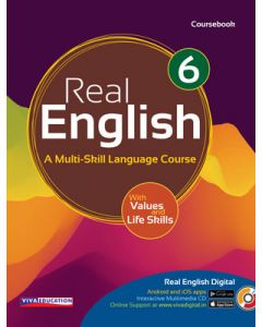 Real English - 2018 Edition - Class 6