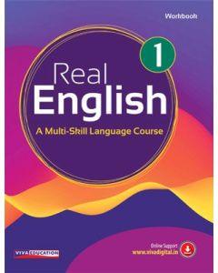 Real English Workbook - 2018 Edition - Class 1