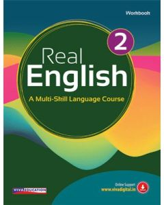 Real English Workbook - 2018 Edition - Class 2