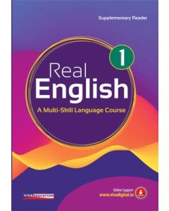 Real English Supplementary Readers - 2018 Edition - Class 1
