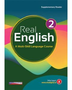 Real English Supplementary Readers - 2018 Edition - Class 2
