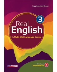 Real English Supplementary Readers - 2018 Edition - Class 3