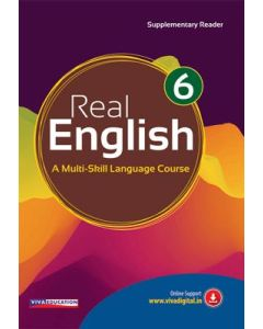 Real English Supplementary Readers - 2018 Edition - Class 6