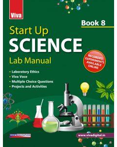 Start Up Science Lab Manual - 8