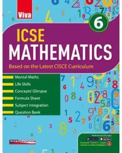 ICSE Mathematics, 2019 Edition 6