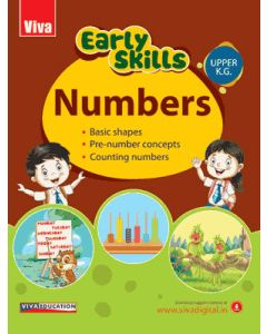 Early Skills - Numbers - UKG