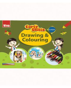 Early Skills - Drawing & Colouring - Nursery