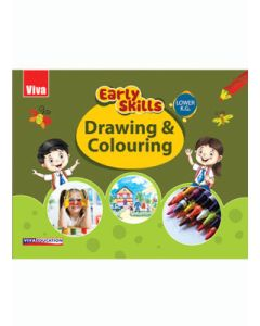 Early Skills - Drawing & Colouring - LKG