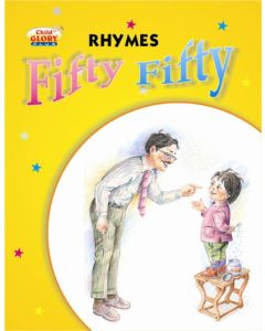 Rhymes Fifty-Fifty