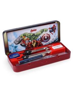 Classmate Invento Antman Geometry Box Blue - 15 Pieces