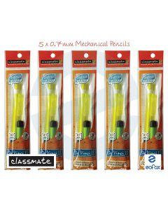 Classmate Da Vinci II Mechanical Pencil, 0.7mm (Pack of 20)