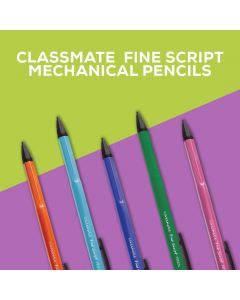 Classmate Fine Script Pencils 0.9 MM Pack of 3 (30 Pencils)