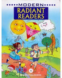 Modern Radiant Readers (Class-8)