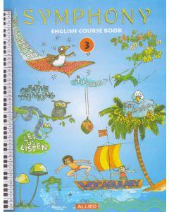 Symphony English Course Book (Class-3)