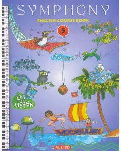 Symphony English Course Book (Class-5)